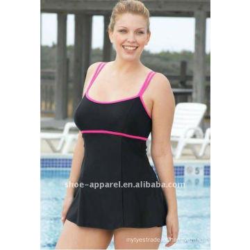 2014 costume personalizado menina swimwear fabricante