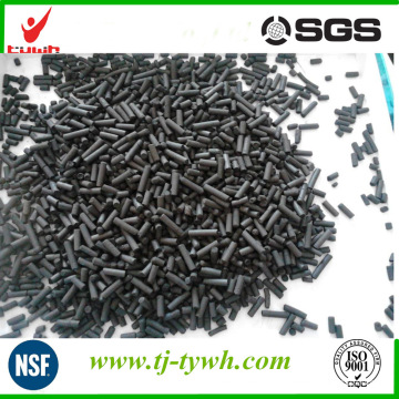 Lignite Activated Carbon for H2s Removal