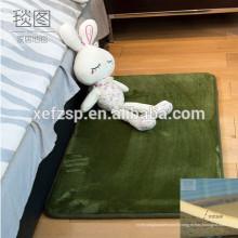 tapis de prière moderne en microfibre de polyester