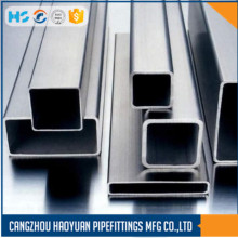 Thép không rỉ 316L Rectangular Hollow Section Pipe