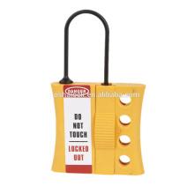 Cerradura de nylon de la cerradura de la seguridad del diámetro de la grúa de 3m m (BD-K45)