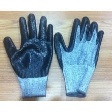 Sunnyhope 13g HDPE gants de sécurité résistant à la coupe