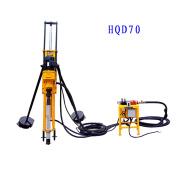 Hongwuhuan HQD70 high efficiency simple DTH drilling rig