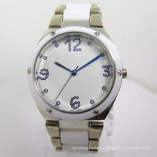 Reloj de aleación de Mem Reloj de moda barato (HL-CD031)
