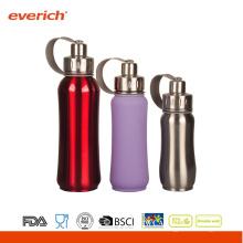 750ml Edelstahl Metall Outdoor Flasche mit SS Deckel