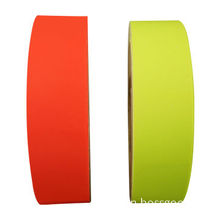 Fluorescent Flame-resistant Reflective Trim, Sew on Workwear Fabric