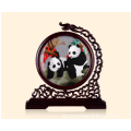 Tangan Bordir Artwork Panda