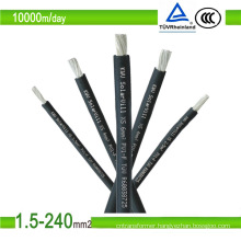 Solar Photovoltaic Cable 6mm2 with TUV