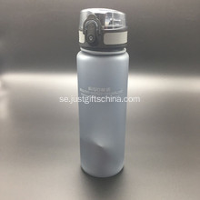 Promotional Transparent Sports Bottle W / Sling