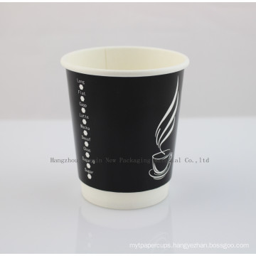 Disposable Customized Double Walled Coffee Insulated Paper Cup