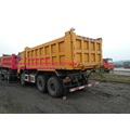 6x4 336hp Sinotruk dump truck