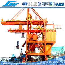 1000tph Mine Port Grab Ship Unloader