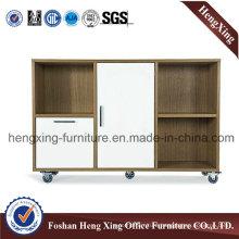 3 Doors Melamine Office Storage Cabinet (HX-5DE045)