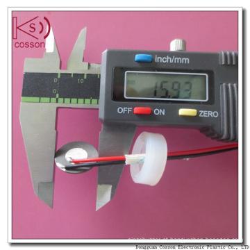 Atomizador ultra-sônico piezoelétrico de 16mm 1.7MHz