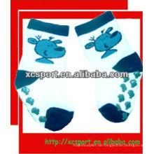 Niedliche Baumwolle Anti-überspringen Socken