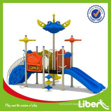 Colorful Baby Playground From China LE-MH009