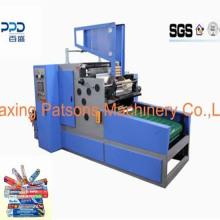 Máquina de rebobinamento de folha de alumínio totalmente automática