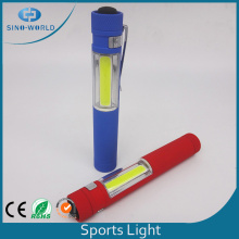 Mini Promotion LED Pen Light With a Clip