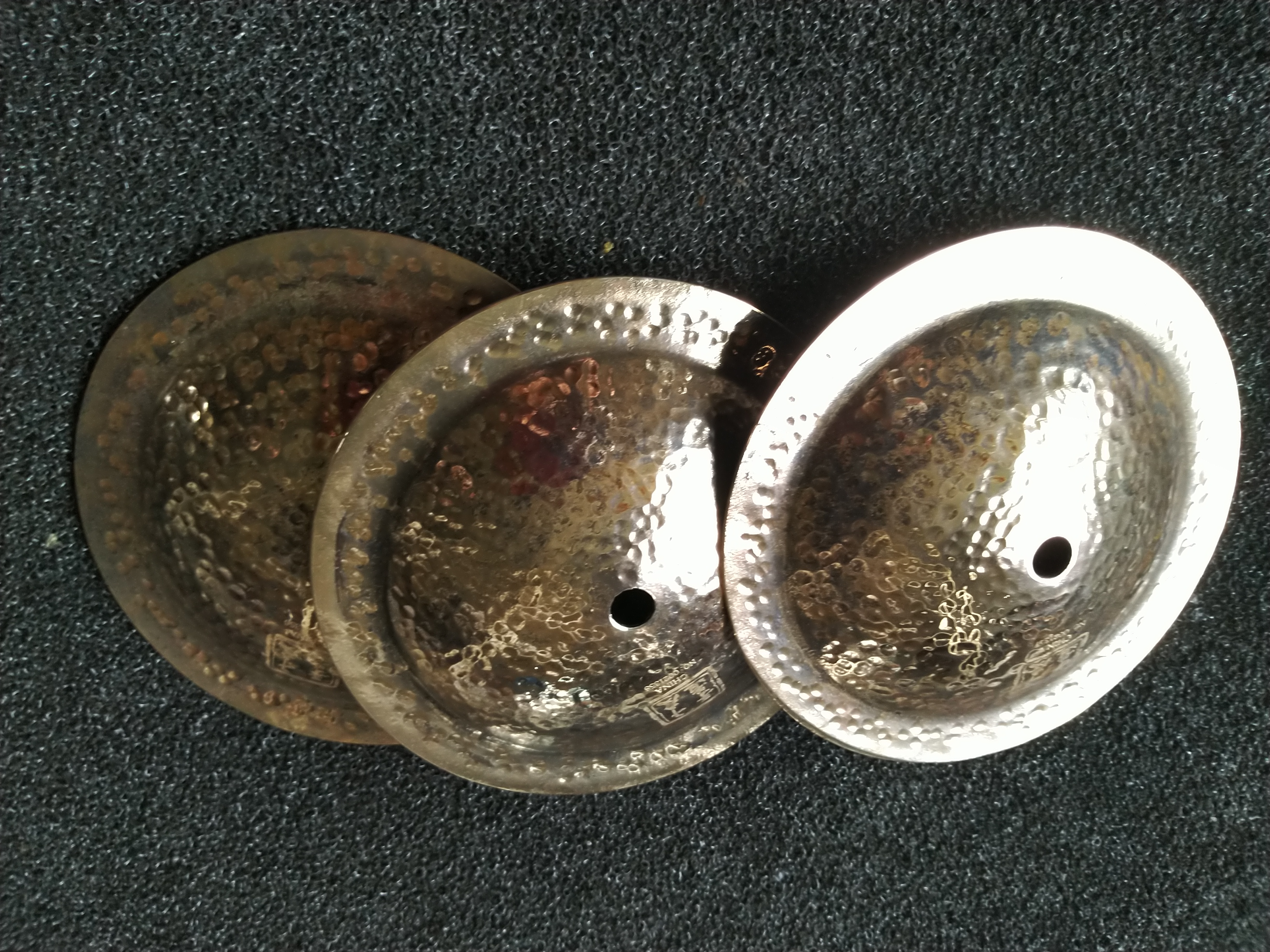 Traditional Bell Cymbals