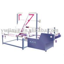 Kunststoff-Folie Falzmaschine