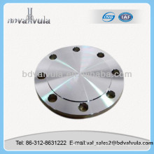 Din 2527 carbon steel pipe blind flange