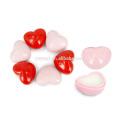 Por atacado promoção giro impermeável redonda Natural Roller Ball Lip Balm