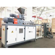 Máquina extrusora compuesta Equipo de fabricación de gránulos de PVC
