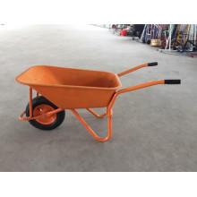 Carretilla de rueda modelo popular de 85L Rusia (Wb5009)