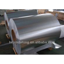 Para cocina / paquete de alimentos 6.5 micras 8011 O precio de papel de aluminio por kg