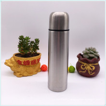 750ml Double Wall Vacuum Eco- Friendly Stainless Steel Vacuum Bottle (SH-VC01)