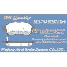D831-7704TOYOTA Yaris части для автомобиля аксессуары