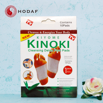 Venda quente Relax Detox Foot Patch