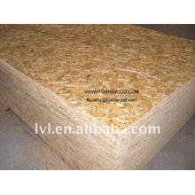 Moisture-proof Osb Melamine Particle Board