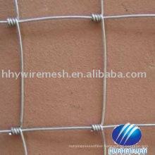 galvanized plain sheep wire mesh fence