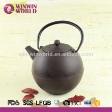 Japanese Cast Iron Teapot / Teaset 1000ML,Custom Logo White/Black Logo