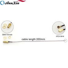 SMA female to IPEX MH4 Cable 200mm long