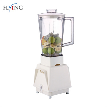 Electric Machine Mixer Blender With Smoothie Bottle