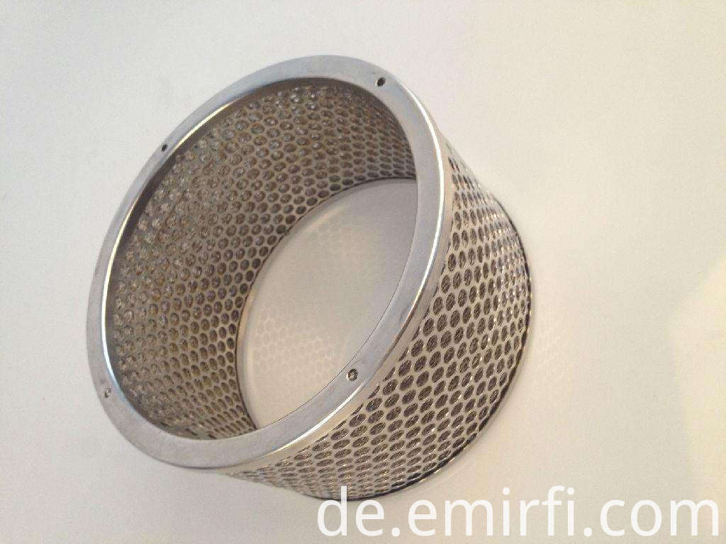 316 stainless steel mesh filter