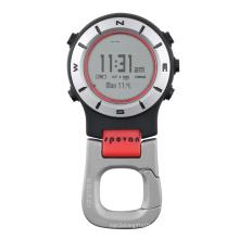 Relógio digital com o termômetro