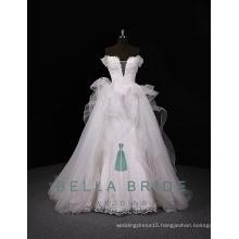 Bridal changing dresses royal wedding dresses elegant princess wedding dresses with detachable train