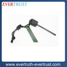 outdoor high quality custom magnesium flint lighter