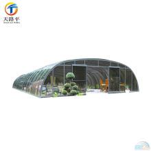 High Quality Aluminum Frame Portable Glass Sunroom