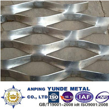 Maille augmentée en aluminium en métal utilisée pour l'écran