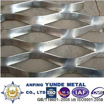 Aluminum Expanded Metal Mesh Used for Screen
