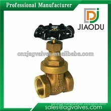 best selling china manufacture CuZn35Pb1 brass seat flange end gate valve for oil