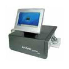 Machine à amincir ultrasonique à mousse hyperfréquence RF
