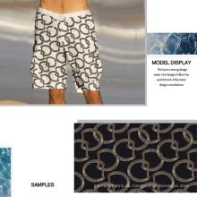 Digitaldruck-Stoff mit erstaunlichen Rufzeichens für Bademode, Casual Wear