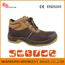 Brown Safety Shoes Malaysia Snb114