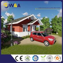 (WAS1006-45Д)элитные стальные панельные здания дом вилла на продажу