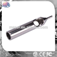 Factory Price tattoo tip brush,tattoo flat tip,stainless tattoo tip